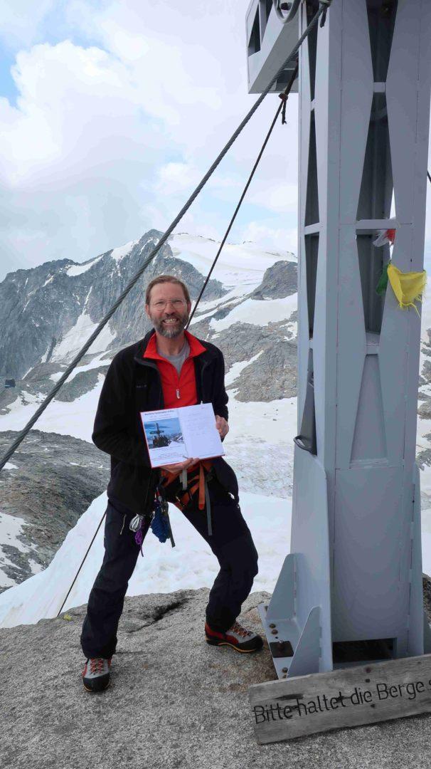 Das neue Gipfelbuch