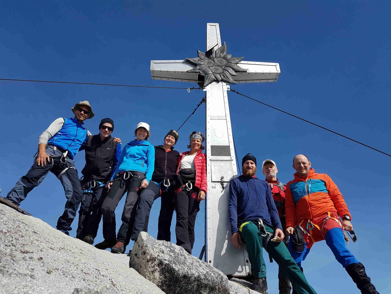 Gipfel Schwarzenstein
