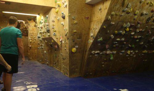 Artikelbild zu Artikel Boulderraum öffnet mit Schutz- und Hygienekonzept